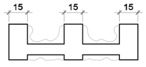 unit thickness
